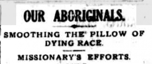 Our Aboriginals. 6 May 1925. Cairns Post (Qld. : 1909 - 1954), p.4.