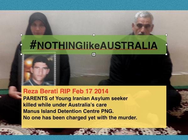 #NothingLikeAustralia Campaign