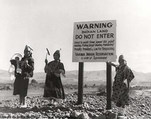 Yakima Reservation Boundary