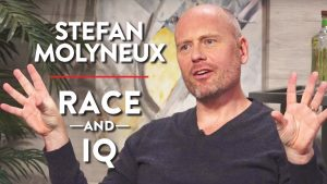 Far-right ideologue and 'race realist', Canadian Stefan Molyneux