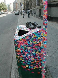 Shoes in Berlin 2006